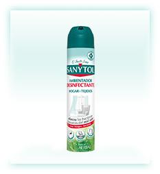 C mo eliminar el olor a orina de nuestra mascota sanytol for Spray elimina olores ropa