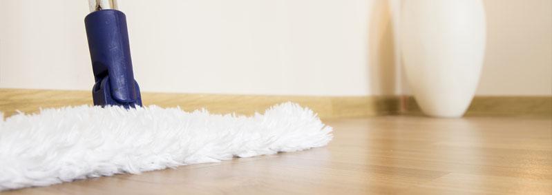 ¿Cómo limpiar y desinfectar los suelos de parquet?