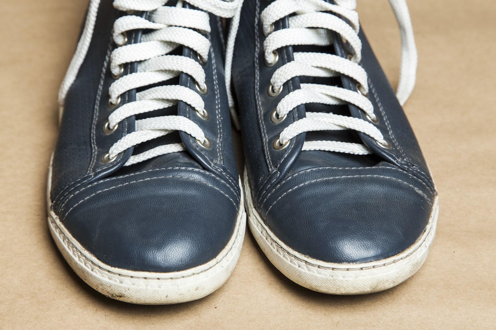 La solución definitiva al mal olor de los zapatos