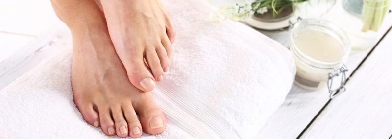 Consejos para prevenir la infección por hongos en los pies