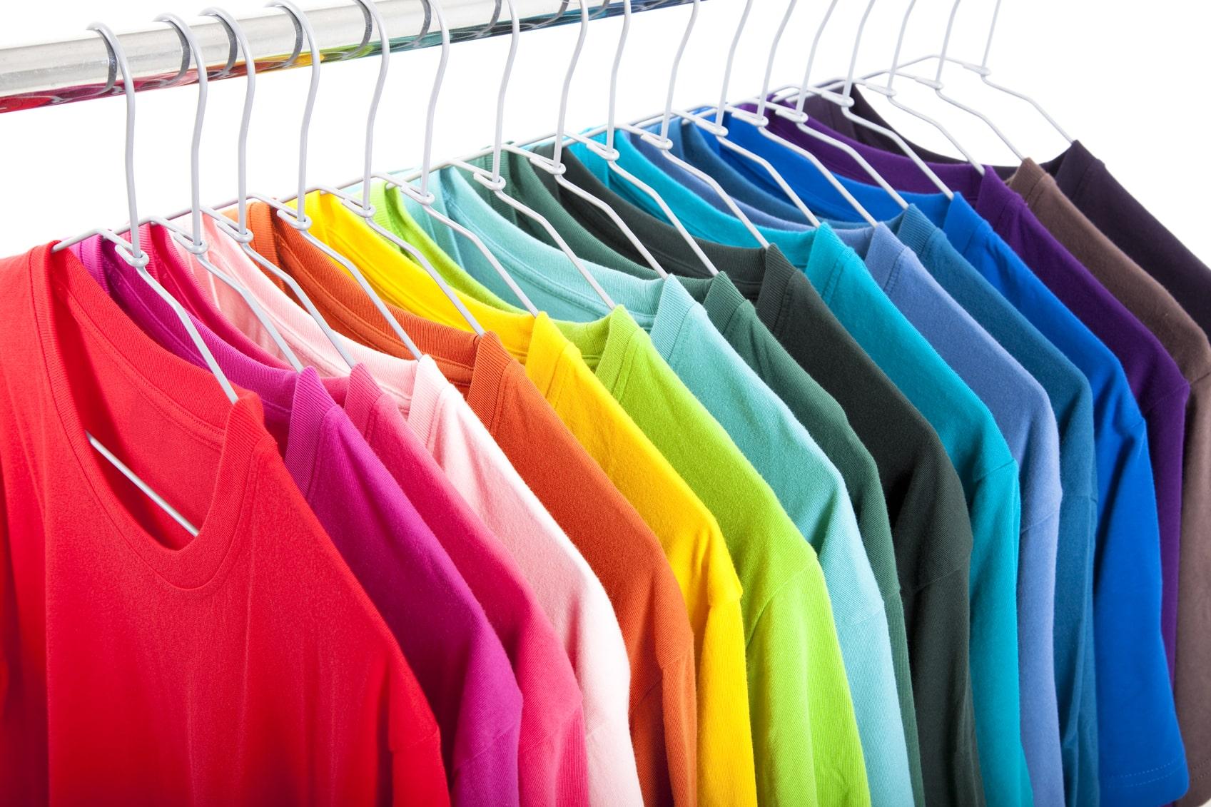 Cómo desinfectar la ropa, incluso la de color