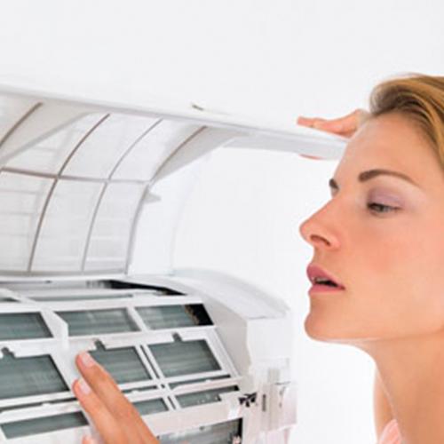 Como limpiar y desinfectar filtros de aire acondicionado