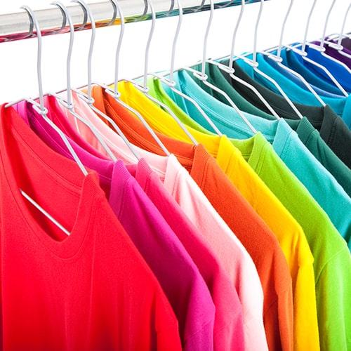 Desinfectar la ropa de color