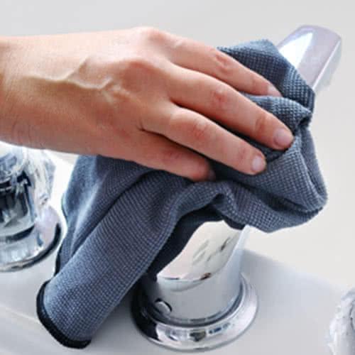 Limpiar y desinfectar bañera
