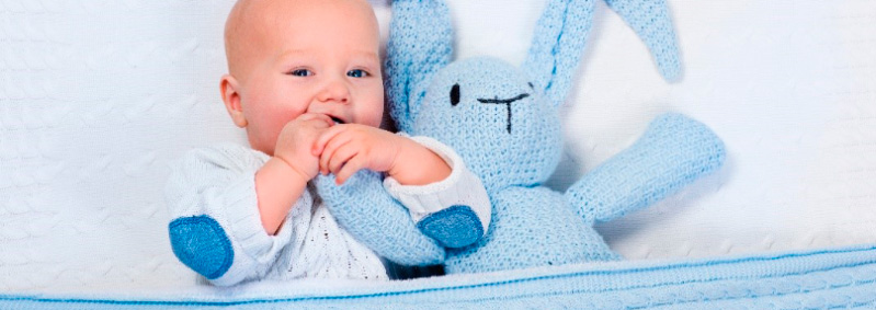 Cómo desinfectar los juguetes de tu bebé