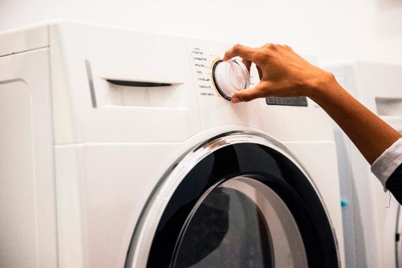Selecciona el programa de lavado más adecuado.