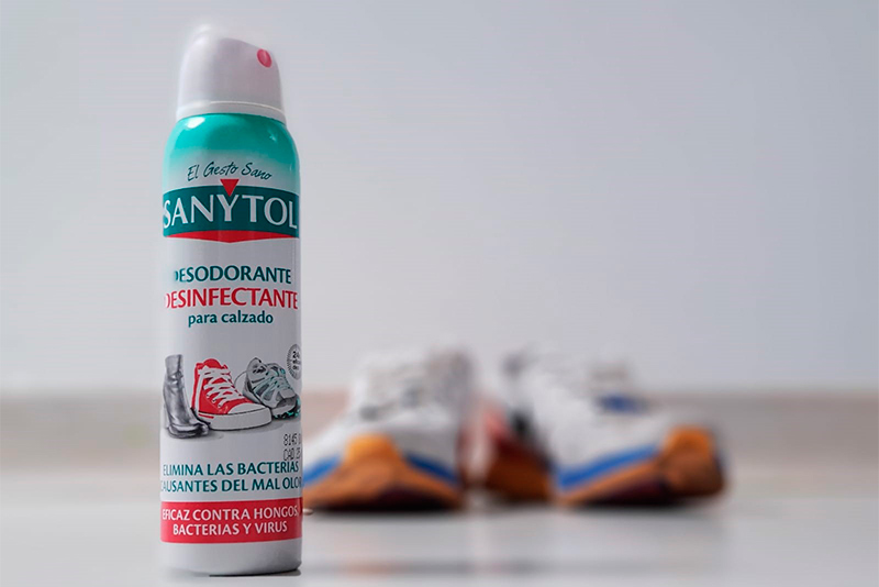 Consejos para eliminar mal olor zapatos