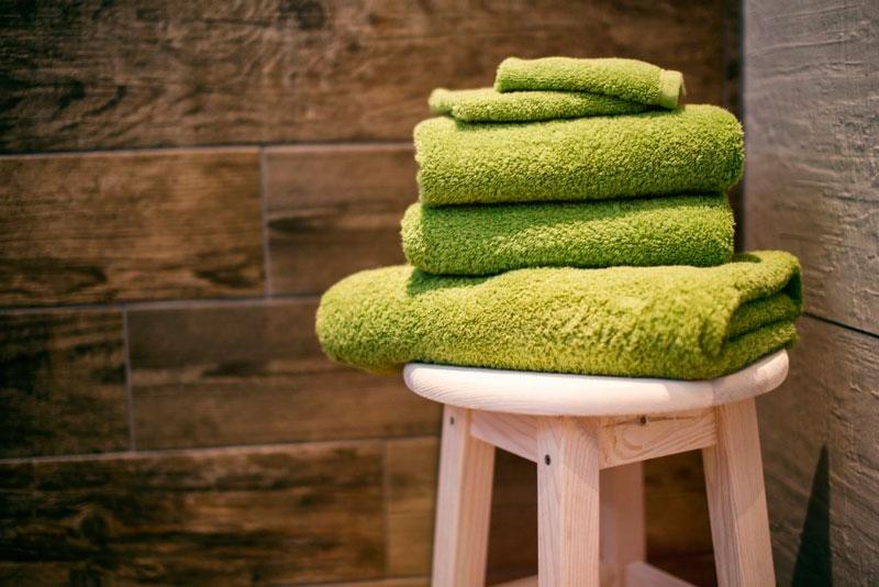 Cada cuánto lavar las toallas