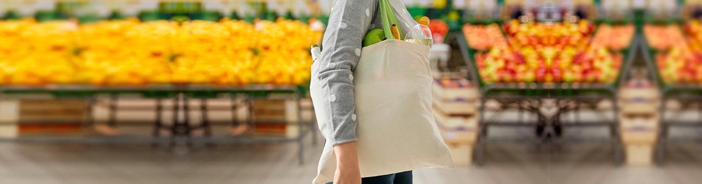 ¿Qué precauciones debo tomar tras volver del supermercado?
